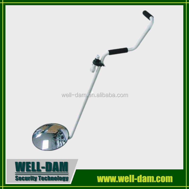 Under Car Trolley Mirror/under vehicle security checking mirror MS