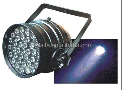 Led stage par light 50w 36*1w/3w rgb par64 led lighting lamp