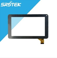 MF-309-070F-G Touch Screen 186*111mm Touch Digitizer Sensor Outer Glass Replacement Parts