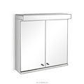 Factory Price Bathroom furniture mirrored Cabinet 7060
