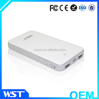 10000mAh Portable Power Bank Charger Rechargeable External Battery Charger Mobile Phone Charger