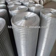Poultry cage/Plant protecting Galvanized Welded Wire Mesh (ISO9001:2000)