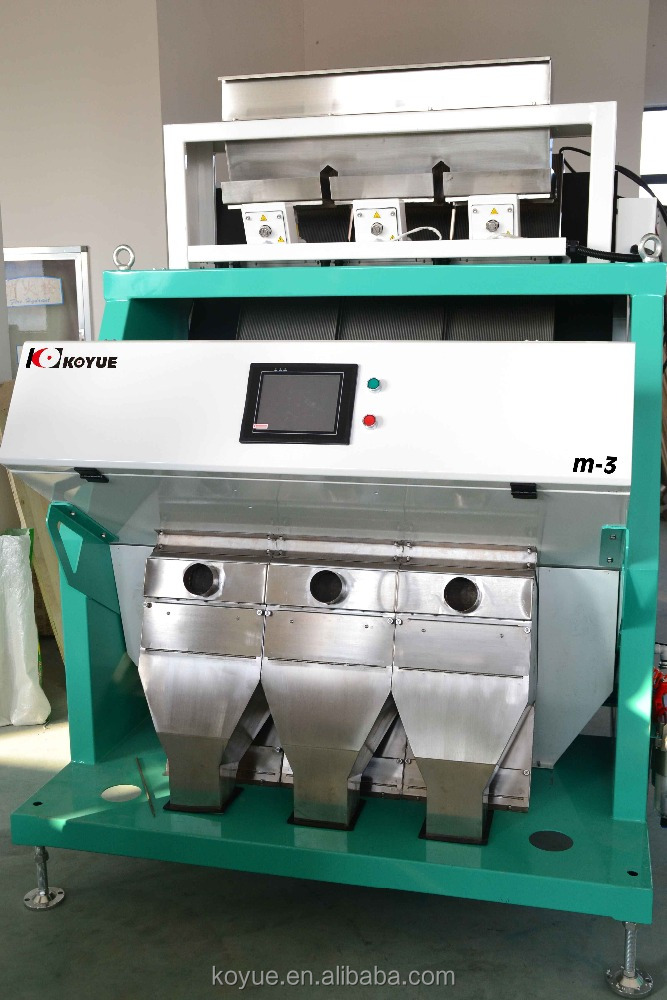 Best CCD and LED Rice Color Sorter