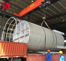 30000L storage chemical tank / pressure vessel with GB or ASME standard