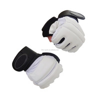 Kids safety taekwondo hand guards