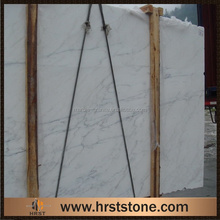 Chinese statuary white marble slab price