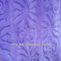 100% polyester coral fleece, cutting coral fleece