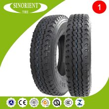 All Steel New Radial Truck Tire With Label, ECE, DOT, GCC Certificate 315/80R22.5, 1200R20, 385/65R22.5