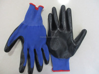 13G nitrile working gloves