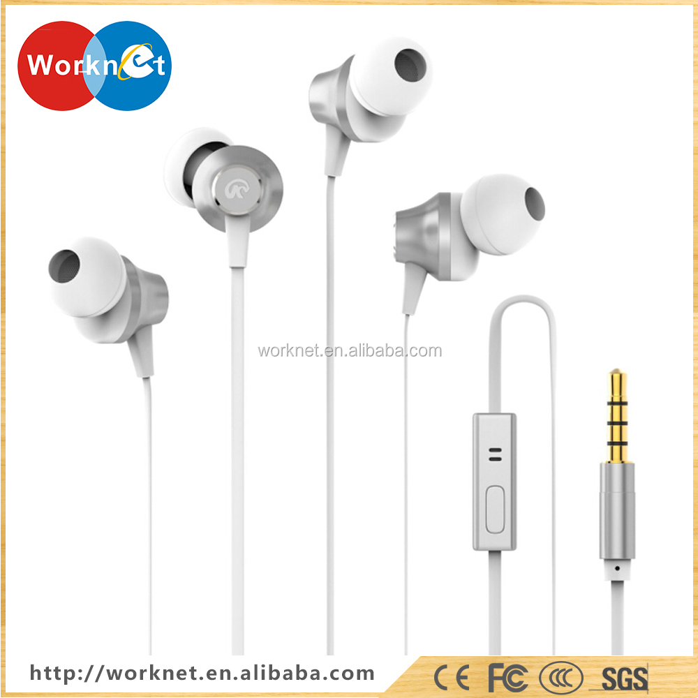 cheap price for Apple earphones with Mic for Apple iPhone iPad iPod earbuds