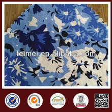 new design reactive printing thickener goat print fabric