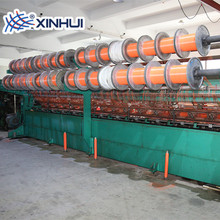 High speed Raschel Warp knitting machine for shade net making machine