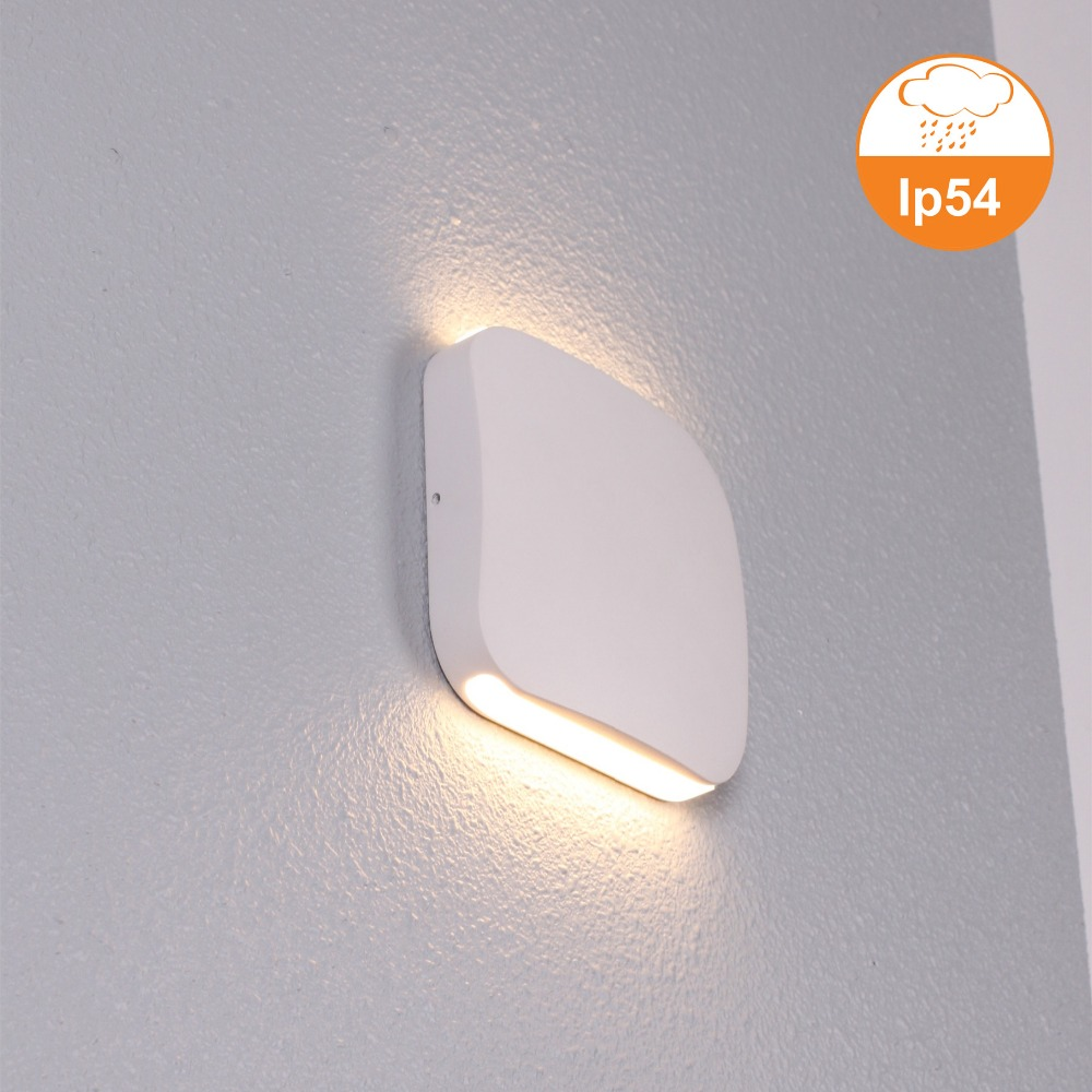 IP54 waterproof outdoor modern led wall light,fancy led wall lamp Hotel Bed Reading LED Wall Light