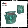 Fashionable lunch insulated cooler bag, non woven insulated cooler bags, nonwoven bag