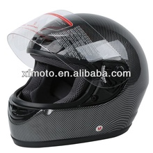 Motorcycle DOT CARBON FIBER FULL FACE MOTORCYCLE SCOOTER STREET SPORT BIKE HELMET S M L XL