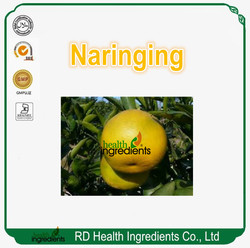 100% pure and Natural Naringenin 98% Naringin powder CAS 10236-47-2