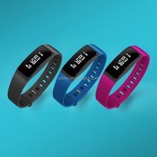 TW64/i5 plus/M2/V07S/ Smart Wristband with Continuous Heart Rate Monitoring and Activity Fitness Tracker