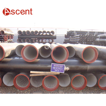 Ductile Iron Pipe DN80-2600 ISO2531