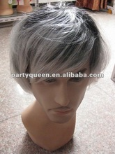 HOT SALE party supplies Old man party Wigs P-W073