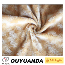 Polyester Soft Rose Fabric, Velboa Cuddle Fabric for Toy