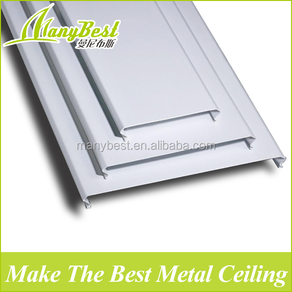 20 Years Guarantee Suspended Decorative Metal Ceiling Sheet for Roofing