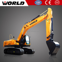 Chinese 21ton hydraulic excavator competes with 320 excavator