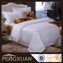 best selling products luxury jacquard weave cotton hotel bedsheets