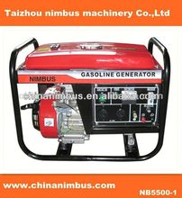 TRADEMARK OEM home use portable gasoline generator linz alternator