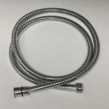 Hot products usa 58-3 brass fittings stainless steel shower hose extension