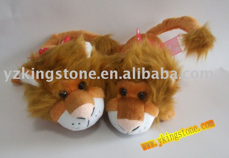 Plush rolling and movement toy rolling lion