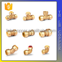 (2C-JE527) Copper small quick connector /Brass small hose adapter /Brass pipe fitting quick connector