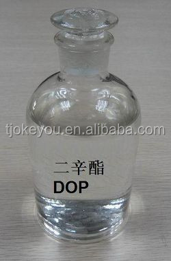 Industrial grade Chemicals plasticizer dioctyl phthalate dop