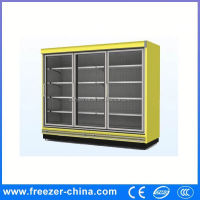 Made in China Sanye high quality modern disign for cooler display show case