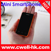 Melrose S1 cheap mini size touch screen smartphone/very small mobile phone/small size touch screen phone
