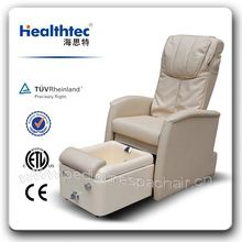 ETL/UL approved hot sale pedicure foot scrubber acrylic styling chair salon furniture