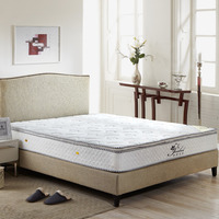 Hot selling 100% latex matress memory foam mattress