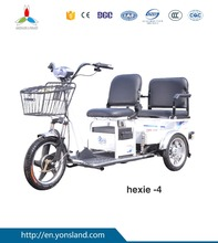 2016 China cheapest three wheel electric auto tricycle