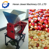 High quality coffee pulper/coffee peeler/coffee huller