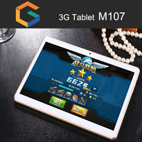 3G unlocked smart tablet M107 quad core 1+16GB android 5.1 GPS WIFI 10.1inch phablet online shopping india