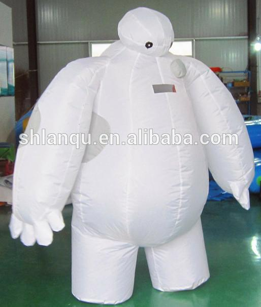 Giant Inflatable baymax inflatable character cartoon