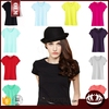 Wholesale blank t shirts for women dri fit shirts custom women t shirts