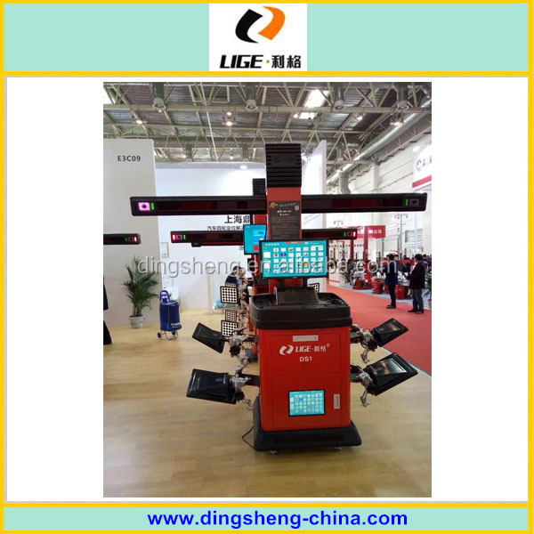 New Alert 2016 Hot sale items manual wheel alignment equipment for vehicle testing machine