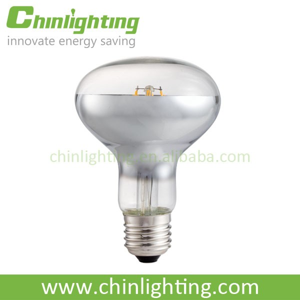 Epistar led dimmable filament bulb r50 r63 r80 reflector led lamp