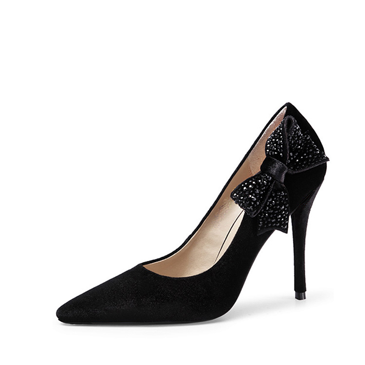 Wholesale New design high heel ladies Brand Italian Luxury women Shoes