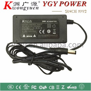 high quality 5v 9v 12v Switching ac dc adapter 0.5a 1a 2a desktop power adapter