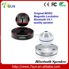 MOXO X-1 Magnetic Levitation BT 4.1 Wireless Bluetooth Speaker Subwoofer Re-Chargeable Portable NFC Speaker