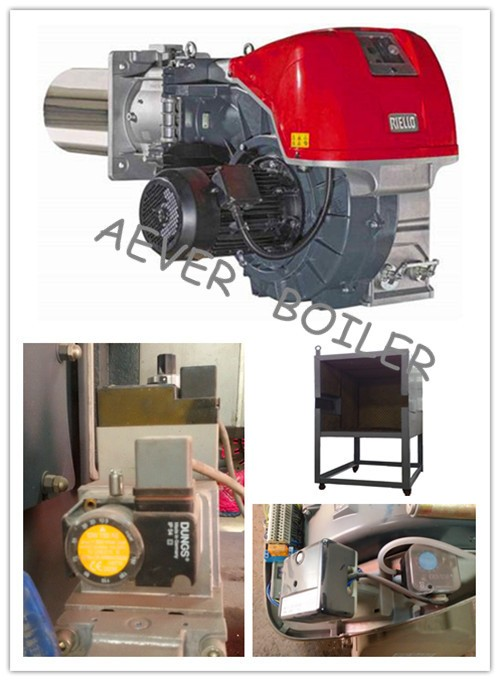 long life gas fired vacuum hot water boiler from China manufacturer