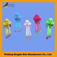 5m jellyfish soft kite fish
