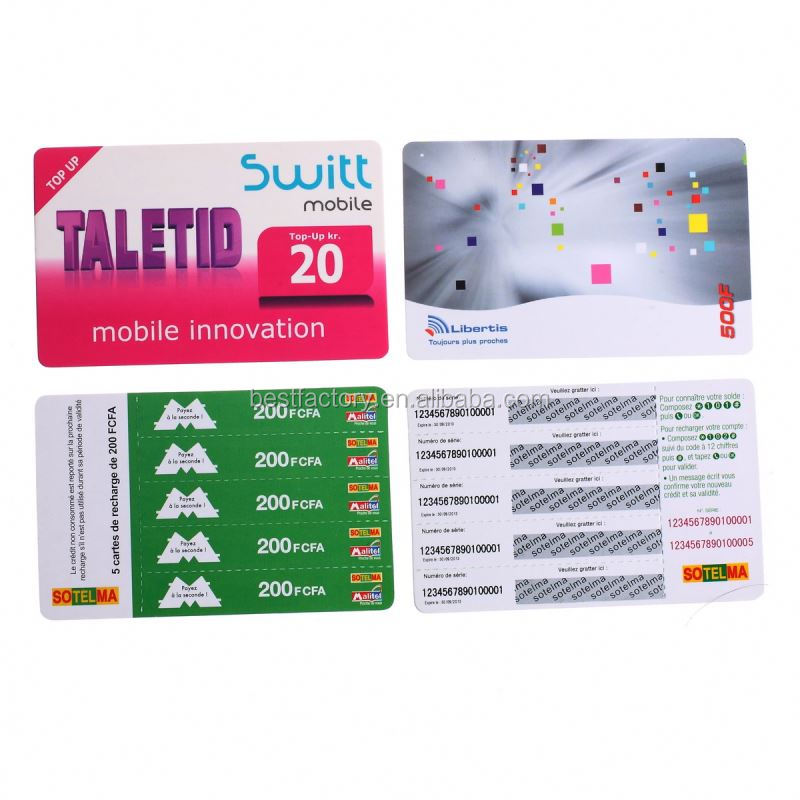 1405 HOT SALE MEGA FACTORY scratch card is new product ideas 2013