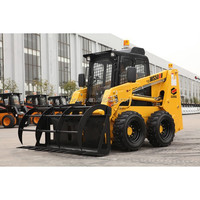 Forway new skid loader WS50 Perkins engine mechanic control for sale